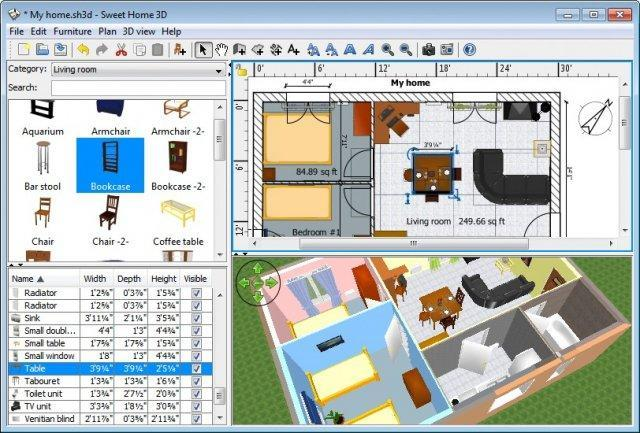 Best free architecture software for designing your home Computer house plans software