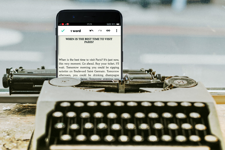 The 5 Best Writing Apps for iOS and Android