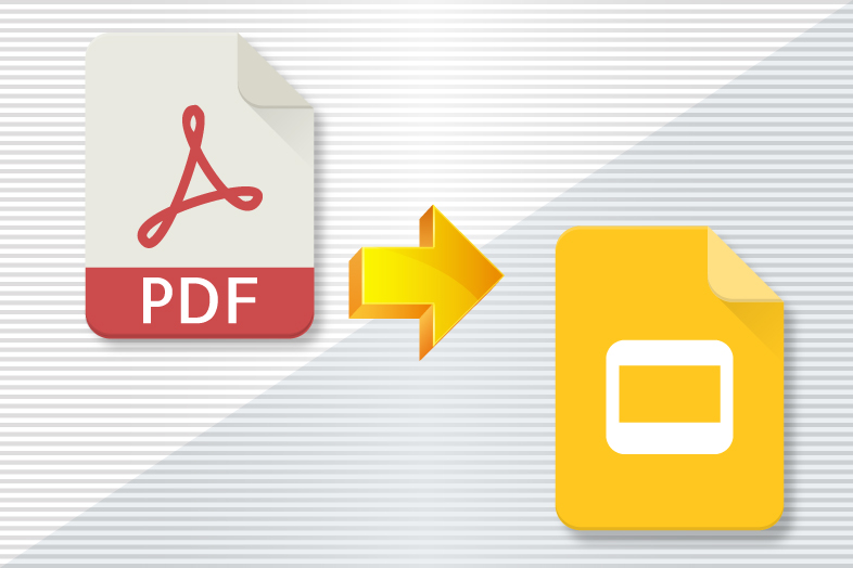 How to Convert a PDF Presentation to Google Slides?