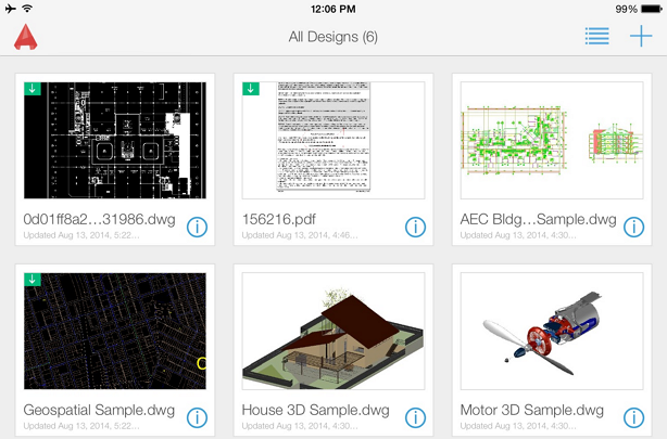 Best DWG editors for your iPad