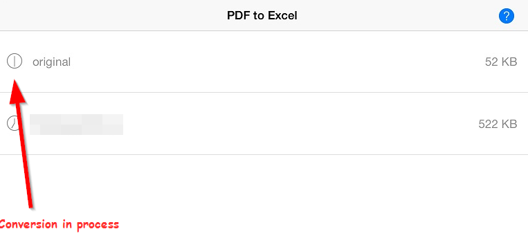 convertir pdf a excel free