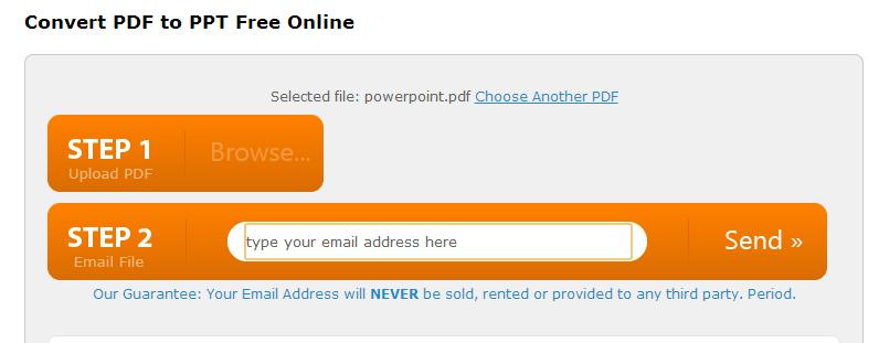 convert online pdf to powerpoint