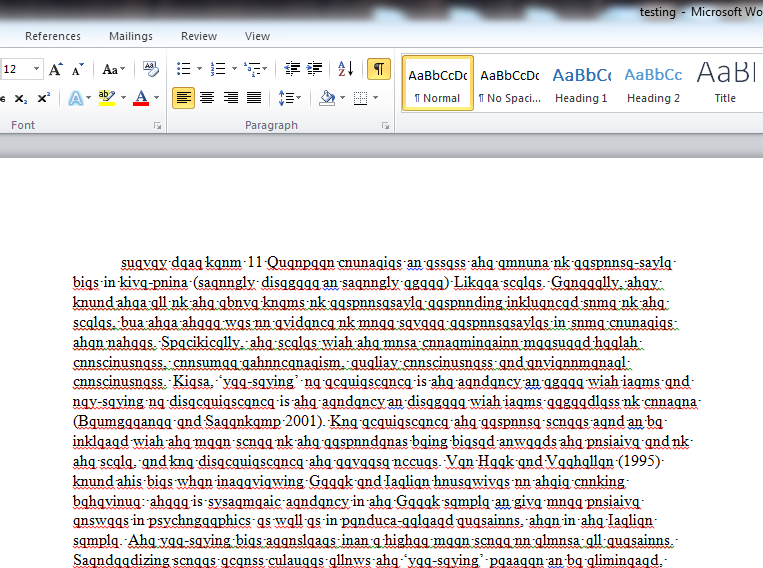 How To Expand Column Text Across The Entire Width Of The