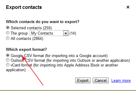 gmailcsvexportcontacts
