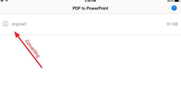 pdf to powerpoint converter online free
