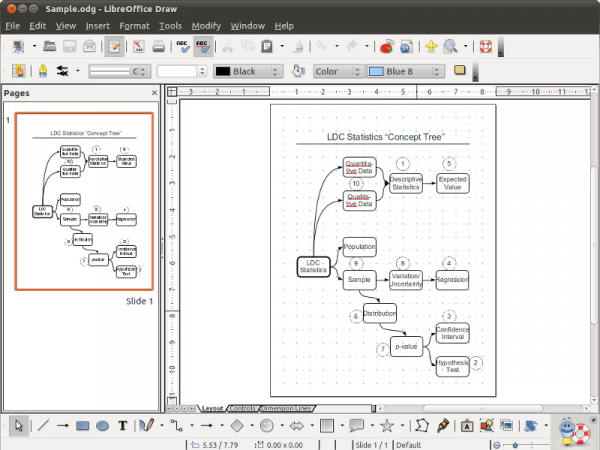 8 excellent free tools for creating diagrams libreoffice draw ccuart Image collections