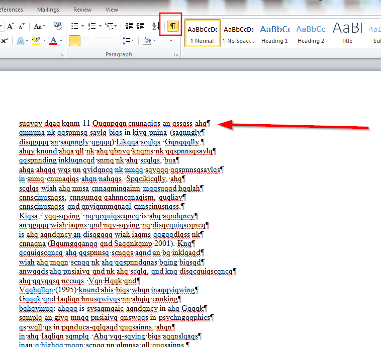How To Expand Column Text Across The Entire Width Of The Page In Word