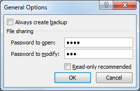 how to save pdf as not password protected