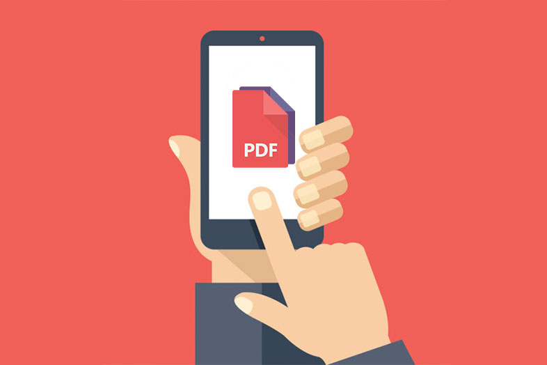 how to separate pdf pages