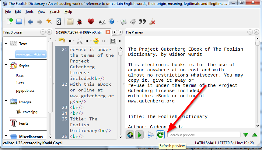 how to change txt file to epub format