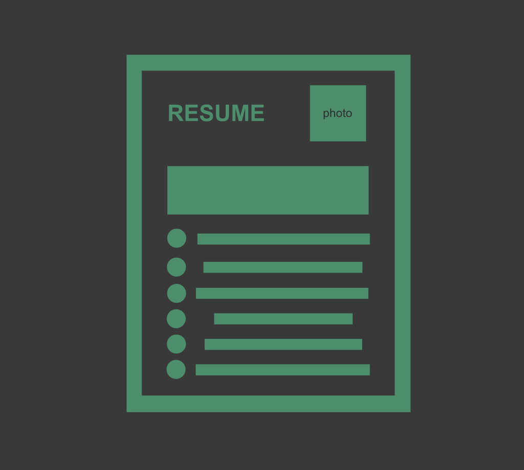 how to make a resume that will look good on a phone